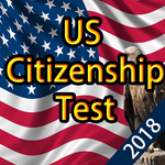 US Citizenship Test 2019 icon
