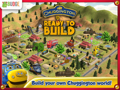 Chuggington Ready to Build pc screenshot 1