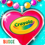 Crayola Jewelry Party for pc logo