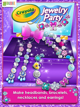 Crayola Jewelry Party pc screenshot 1