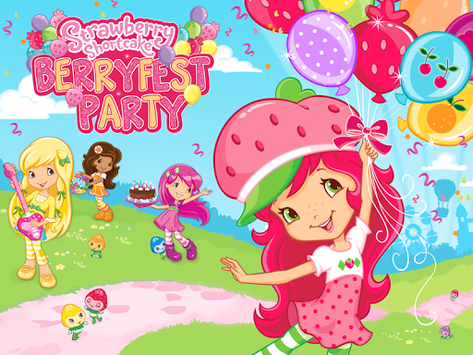 Strawberry Shortcake Berryfest pc screenshot 1