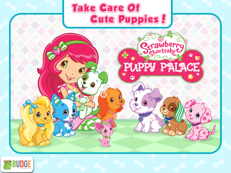 Strawberry Shortcake Puppy Palace pc screenshot 1
