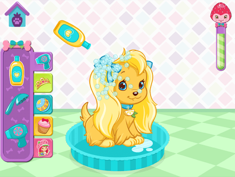 Strawberry Shortcake Puppy Palace pc screenshot 2