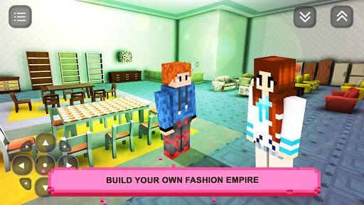 Girls Craft Story: Fashion pc screenshot 1