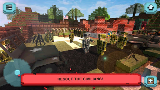Army Craft: Heroes of WW2 for PC Windows or MAC for Free