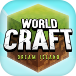 World Craft Dream Island icon