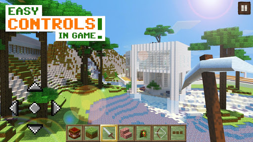 World Craft Dream Island pc screenshot 1