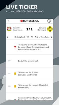 BUNDESLIGA - Official App pc screenshot 1