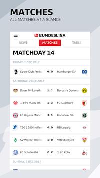 BUNDESLIGA - Official App pc screenshot 2