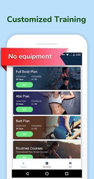 Fat Burning Workout pc screenshot 1