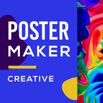 Poster Maker - Flyer Maker & Graphic Design icon