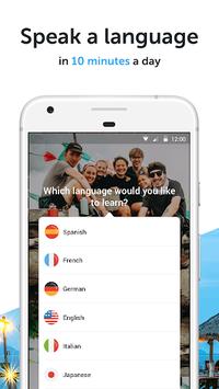 busuu: Learn Languages - Spanish, English & More pc screenshot 1