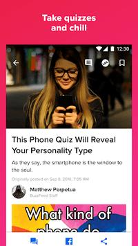BuzzFeed: News, Tasty, Quizzes pc screenshot 1