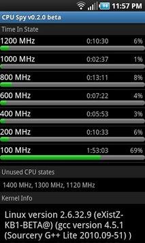 CPU Spy pc screenshot 1