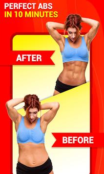 Six Pack Abs Workout 30 Day Fitness: HIIT Workouts pc screenshot 1