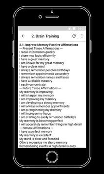 1000 Powerful Affirmations pc screenshot 1