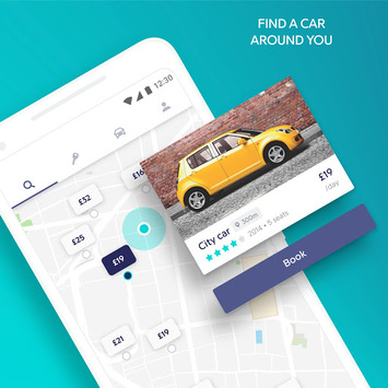 Drivy - Cars around you, ready to go pc screenshot 1