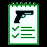 Gun Tracker Pro icon