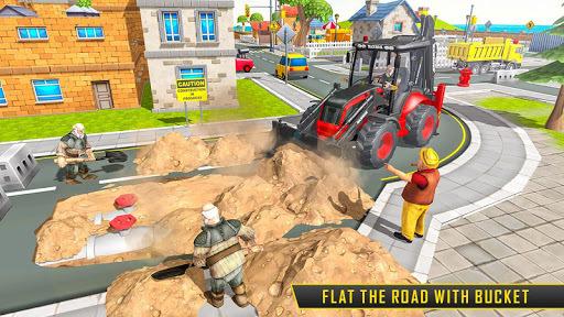 Heavy Excavator Sim 2018 pc screenshot 1