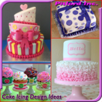 Cake Icing Design Ideas for pc logo