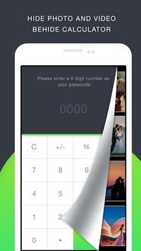 Calculator Vault pc screenshot 1