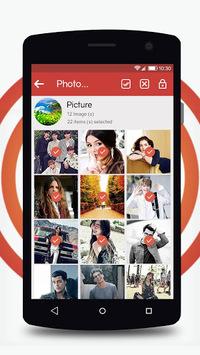 Hide photo, video, lock app by calculator pc screenshot 1