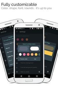 Mood Messenger - SMS & MMS pc screenshot 2