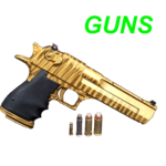 Guns for pc logo