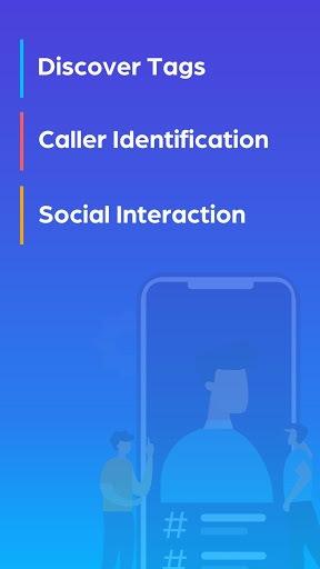 Caller ID: Tags+ PC screenshot 1
