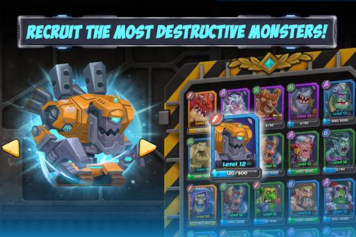 Tactical Monsters Rumble Arena -Tactics & Strategy pc screenshot 2