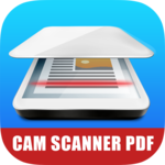 Convert JPG to PDF & Scanner for pc logo