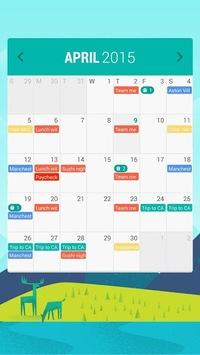 Calendar Widget: Month pc screenshot 1