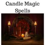 Candle magic spells icon