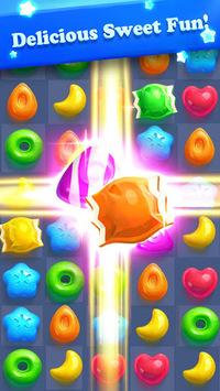 Crazy Candy Bomb - Sweet match 3 game pc screenshot 2