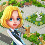 Town Story - Match 3 Puzzle for pc logo