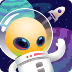 Space Colonizers Idle Clicker Incremental for pc logo