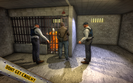 Spy Agent Prison Break : Super Breakout Action pc screenshot 1