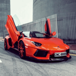 Awesome Lamborghini Aventador Wallpaper icon