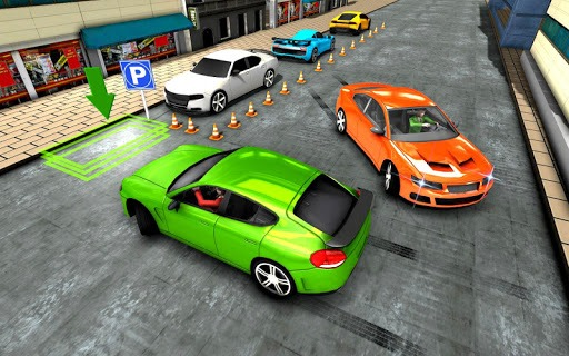 Car Parking Quest - Luxury Driving Games 2020 pc screenshot 1
