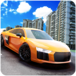 Extreme Car Driving Racing : High Speed Fast Drift icon