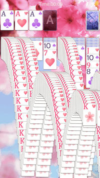 Solitaire Pink Blossom pc screenshot 1