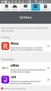 Radisson Rewards pc screenshot 1