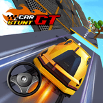 Car Stunt 3D Racing: Mega Ramp Simulator Games icon