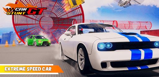 Car Stunt 3D Racing: Mega Ramp Simulator Games pc screenshot 1