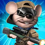 Mouse Mayhem Kids Cartoon Racing Shooting games icon