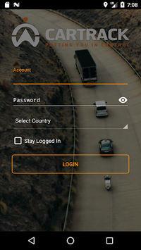Cartrack pc screenshot 1