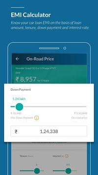 CarWale - New cars & used cars prices in India pc screenshot 1