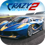 Crazy for Speed 2 for pc logo