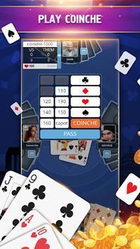 VIP Belote - French Belote Online Multiplayer pc screenshot 2