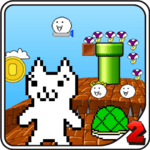 Cat MeOUCHio : Syobon Action HD Remake icon